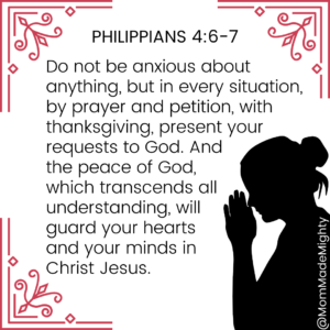 Philippians 4:6-7