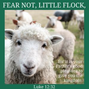Luke 12:32